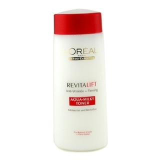 L'Oreal Paris Dermo Expertise Revitalift,  200 ml  Aqua Milky Toner