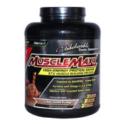 Allmax Muscle Maxx Protein,  5 lb  Chocolate Fudge