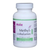 Zenith Nutrition Methylcobalamin,  Unflavoured  100 Capsules