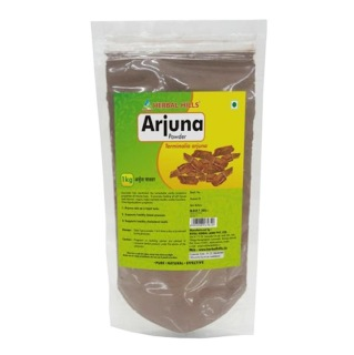 Herbal Hills Arjuna Powder,  1 kg