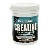 HealthAid Creatine (Monohydrate),  Unflavoured  200 G