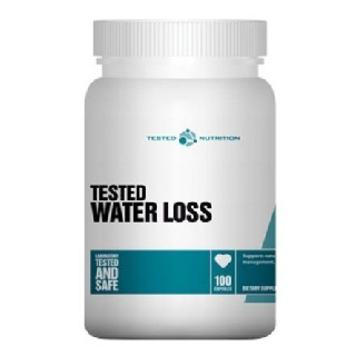 Tested Nutrition Water Loss,  100 capsules