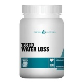 Tested Nutrition Water Loss,  100 Capsules  Unflavoured