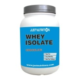 Just Nutrition Whey Isolate,  2.2 Lb  Chocolate