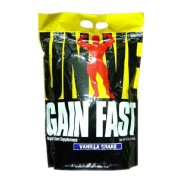 Universal Nutrition Gain Fast,  10 lb  Vanilla Shake