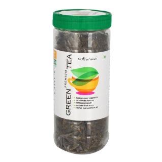 Natures Velvet Premium Green Tea,  0.075 kg  Unflavoured