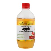 Natures Velvet Apple Cider Vinegar,  0.5 L  Unflavoured