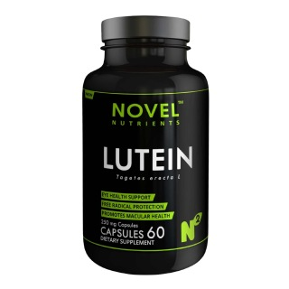 Novel Nutrients Lutein (250Mg),  60 capsules