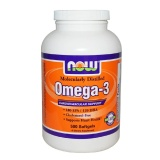 Now Omega-3,  500 softgels