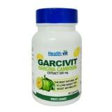 Healthvit Garcivit Garcinia Cambogia Powder (500mg),  60 capsules