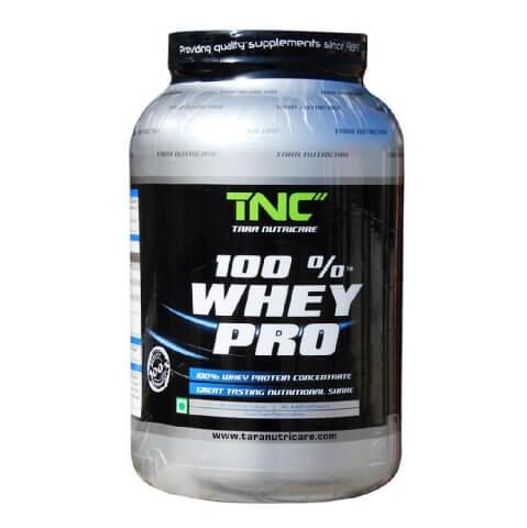 Tara Nutricare 100% Whey Pro,  2.2 lb  Vanilla
