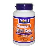 Now Omega-3 Mini Gels,  180 Softgels