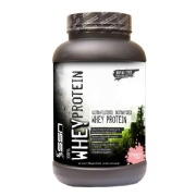 SSN 100% Whey Protein,  2 lb  Strawberry