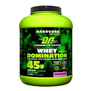 Domin8r Nutrition Whey Domination,  4 lb  Strawberry