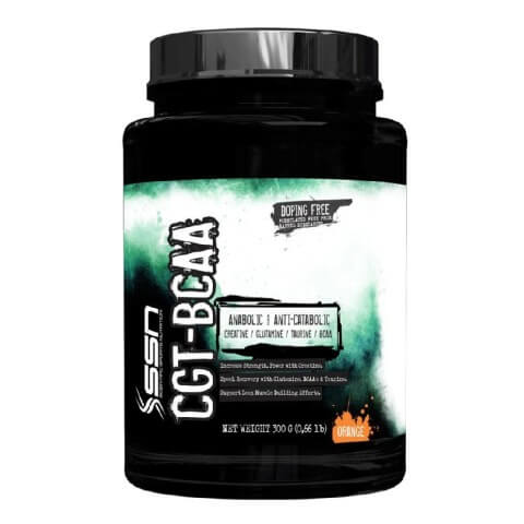 SSN CGT-BCAA,  0.6 lb  Orange