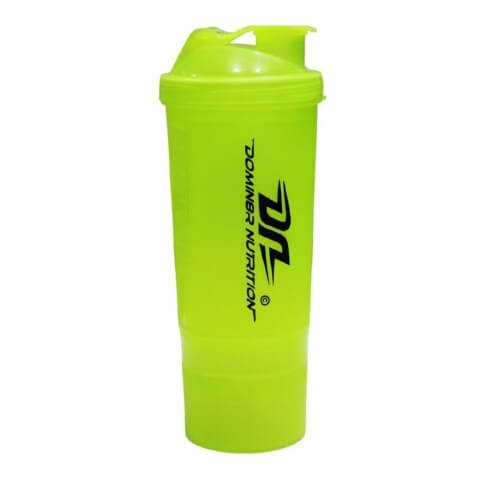 Domin8r Nutrition Shaker,  Green  600 ml