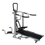 Power Max MFT - 410 Multifunctional 4 in 1 Treadmill
