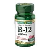 Nature's Bounty Quick Dissolve B-12 (2500 Mcg),  Cherry  50 Tablet(s)