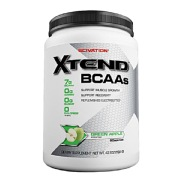 Scivation Xtend BCAA(Intra Workout Catalyst),  2.6 lb  Apple