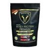 Vigour Fuel 100% Whey Protein Premium,  2 lb  Dutch Chocolate
