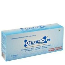 Hexagon Nutrition Osteo Pro DS & Forte,  Unflavoured  15 Sachets/pack