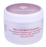 Osadhi Mint And Basil Moisturizer,  90 G  Moisturizing Cream