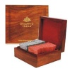 Organic India Super Deluxe Wooden Gift Box,  Mixed  480 g