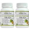Health first Garcinia Cambogia 70% HCA (Pack of 2),  90 veggie capsule(s)