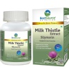 BestSource Nutrition Milk Thistle Extract Silymarin, 60 veggie capsule(s)