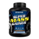 Dymatize Super Mass Gainer,  Chocolate Cake Butter  12 Lb