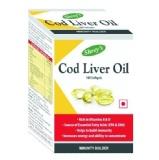 Shrey's Cod Liver Oil,  100 Capsules
