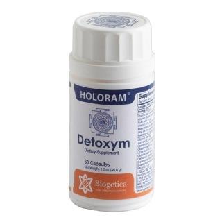 Biogetica Detoxym,  60 capsules