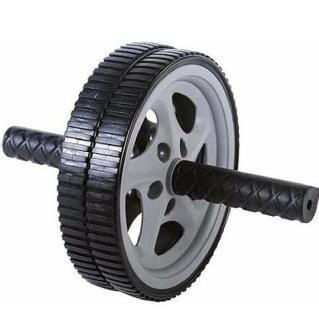 B Fit USA Dual Style AB Wheel Plus (3438),  Black