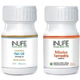 INLIFE Strength And Stamina Combo,  2 Piece(s)/Pack