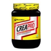 MuscleBlaze CreaPRO Creatine with Creapure,  Unflavoured  0.66 lb