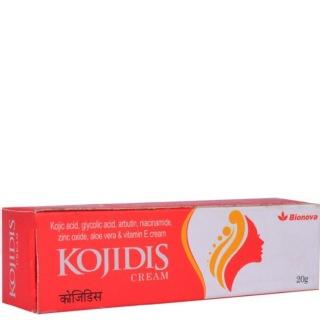 Bionova Kojidis Cream,  0.05 lb  Aloevera Extract