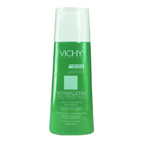 Vichy Normaderm Purifying Pore-Tightening Lotion,  Acne-Prone Skin  200 ml