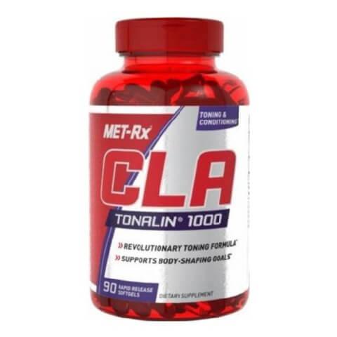 MetRx Tonalin CLA 1000,  90 softgels