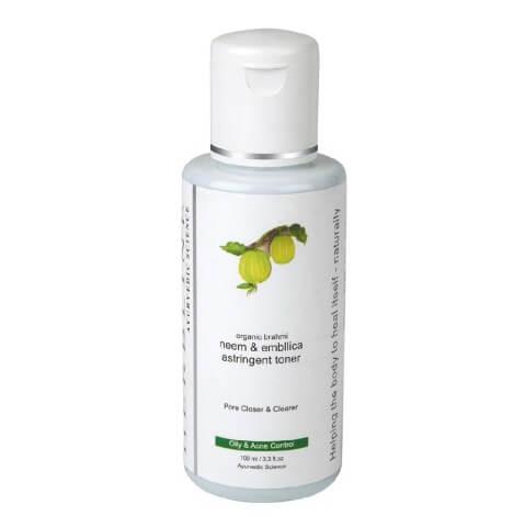 Herbline Neem & Embllica Astringent,  500 ml  Oily & Acne Control
