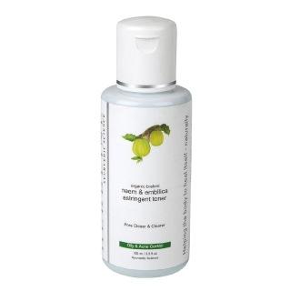Herbline Neem & Embllica Astringent,  100 ml  Oily & Acne Control