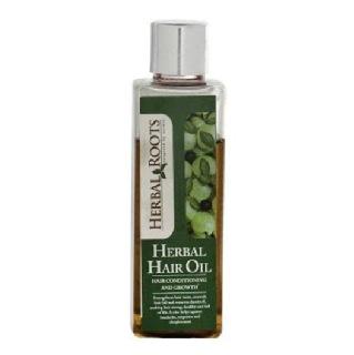 Herbal Roots Herbal Hair Oil,  100 Ml  Anti-Dandruff,Anti Hairfall