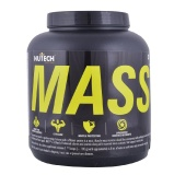 Nutech Nutritions Mass Gainer,  Vanilla  6 Lb