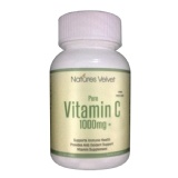 Natures Velvet Pure Vitamin C 1000mg,  Unflavoured  60 Tablet(s)