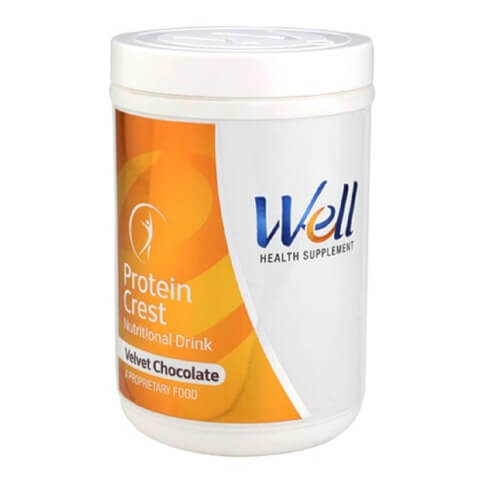 Modicare Well Protein Crest,  1.1 lb  Velvet Chocolate