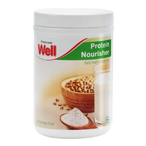 Modicare Well Protein Nourisher,  0.44 lb  Unflavoured