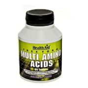 HealthAid Free Form Multi Amino Acid,  60 tablet(s)  Unflavoured