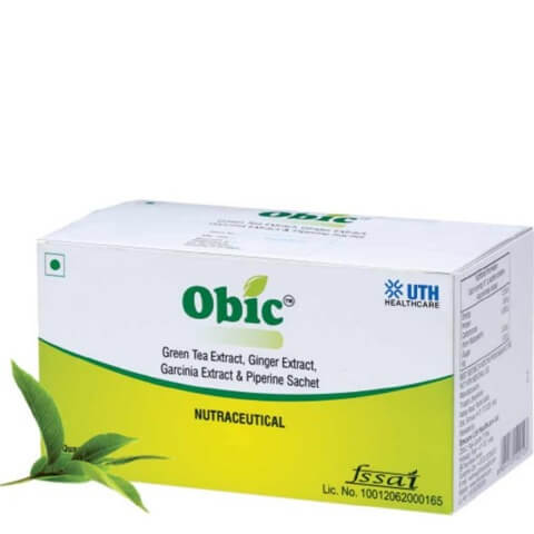 Emcure Uth Obic Sachet,  30 sachets/pack  Unflavoured