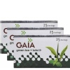 GAIA Green Tea & Tulsi,  25 Piece(s)/Pack  Tulsi  - Pack of 3