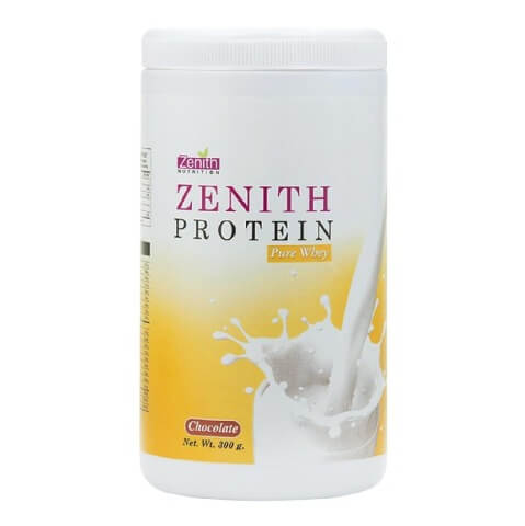 Zenith Nutrition Zenith Protein Pure Whey,  0.66 lb  Chocolate