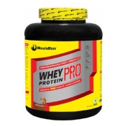 MuscleBlaze Whey Protein Pro with Creapure,  4.4 lb  Chocolate
